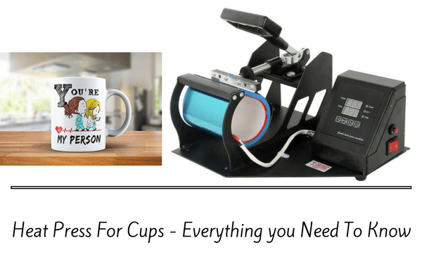 heat press for cups