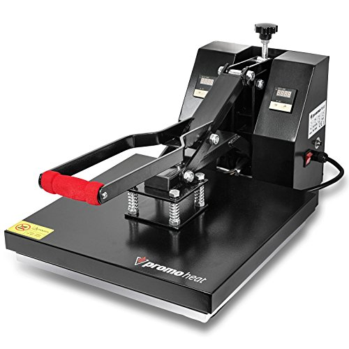 Best Heat Press Machine: Reviews in 2019 (Recommended!)